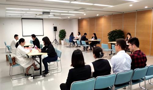 关注健康、关爱职工——上海科技馆举办名医进场馆活动