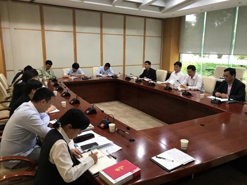 第二党支部召开党员大会推荐补选委员候选人预备人选