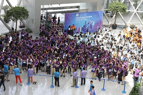 玩转科技 点燃梦想——2019沪台青少年科技夏令营