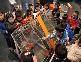 """深挖背后的科学原理——上海科技馆智慧之光展区展品""""上新"""""""