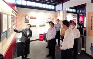 更好汲取科普事业高质量发展精神力量——上海科技馆党委组织赴红色革命遗址瞻仰学习