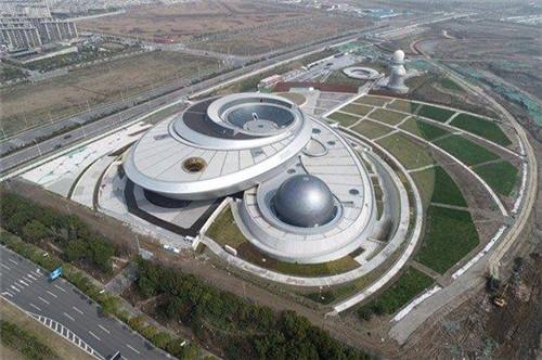 上海天文馆通过竣工综合验收 2021年择期开馆