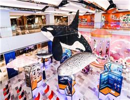 """不用特意赶去上海科技馆看""""鲸奇世界"""",""""破圈""""的它走进了闵行的这个商圈"""