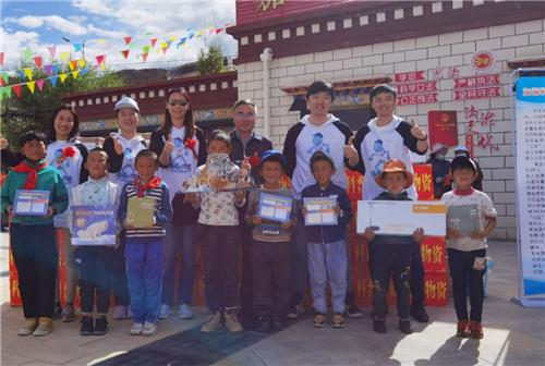 跨越雪域高原,播撒科学种子——王小明馆长带队参加2020年科普援藏活动