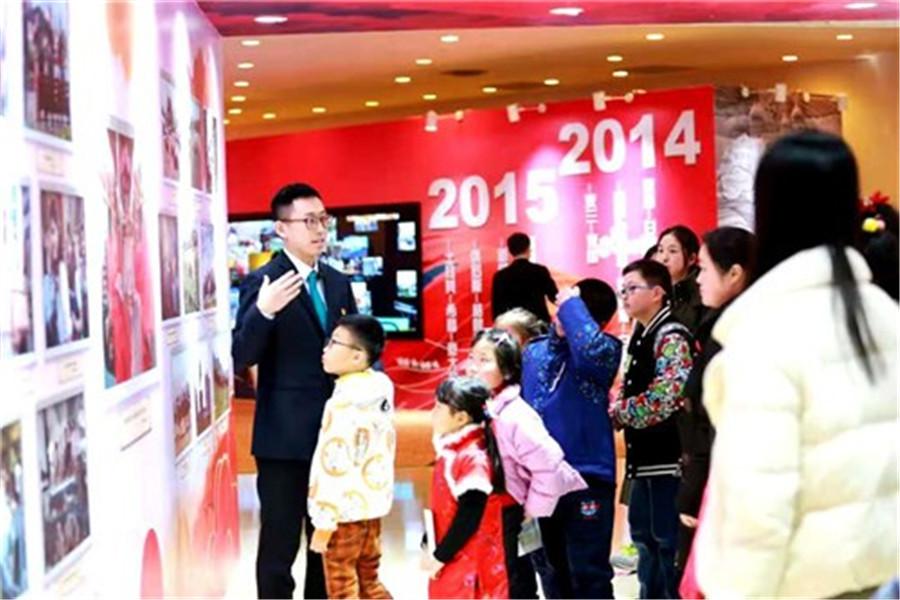 让科学变得好玩、有趣——记上海市十佳科普使者、展教服务处员工董毅