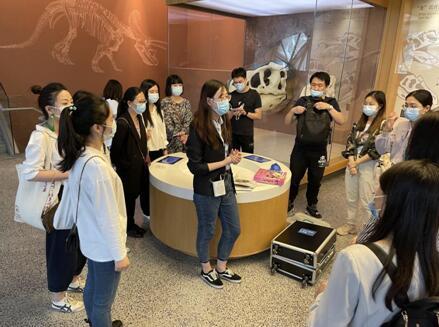 """2021自博馆馆校合作子项目""""博老师研习会""""圆满结束"""