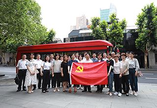 """乘坐红色巴士,让党史学习教育""""动""""起来"""