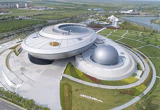 上海天文馆开启首场压力测试,开馆筹备进入最后冲刺